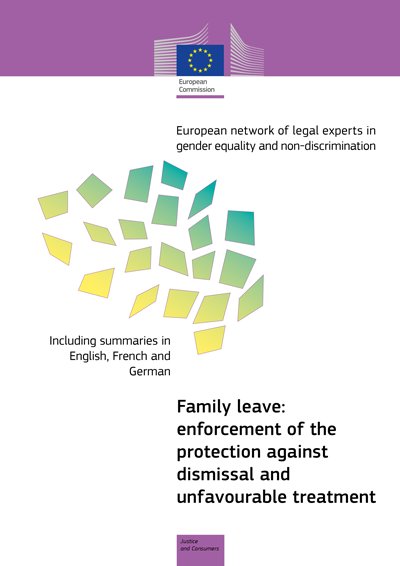 Cover image of Family leave: enforcement of the protection against dismissal and unfavourable treatment