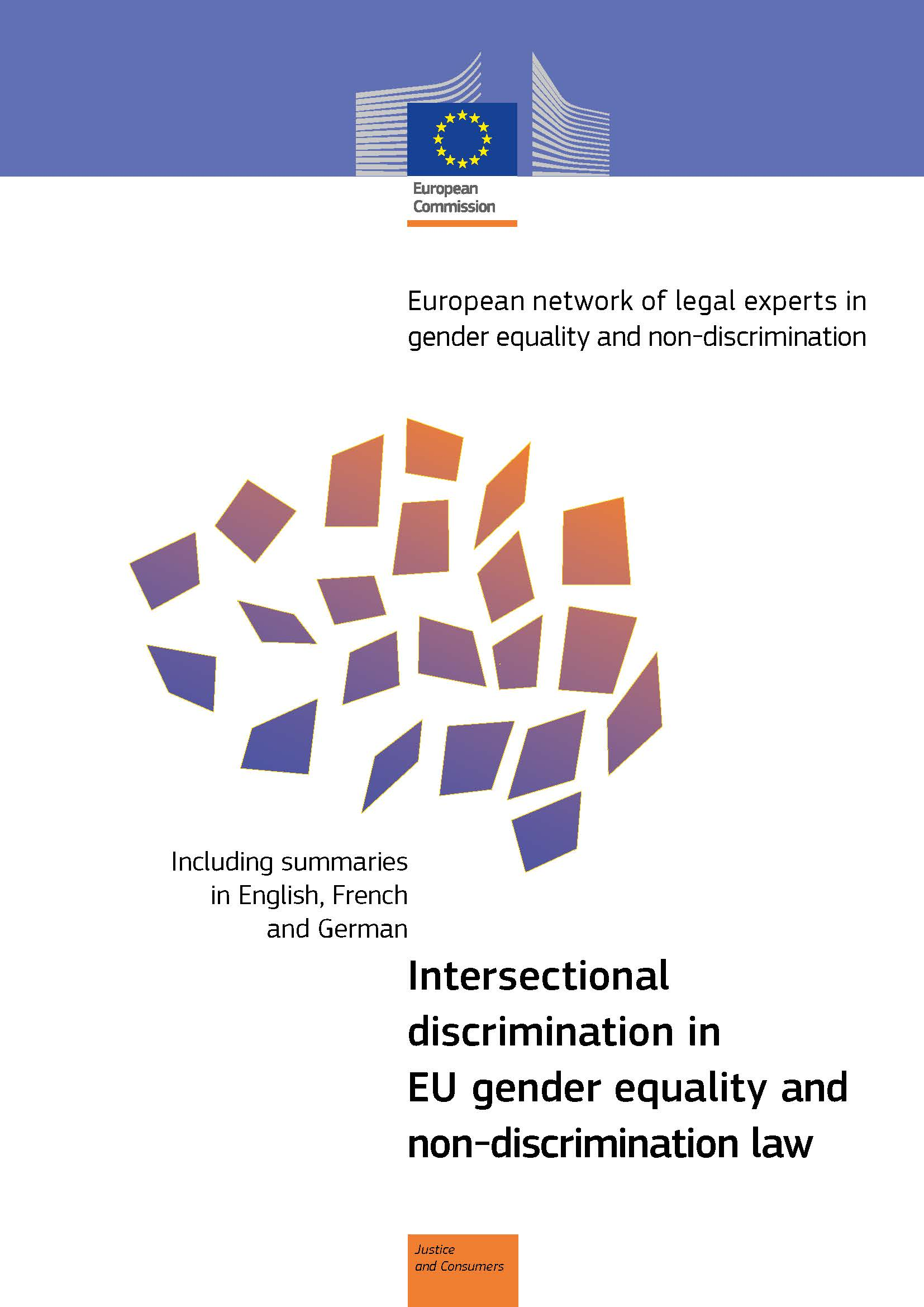 Cover image of Intersectional discrimination in EU gender equality and non-discrimination law