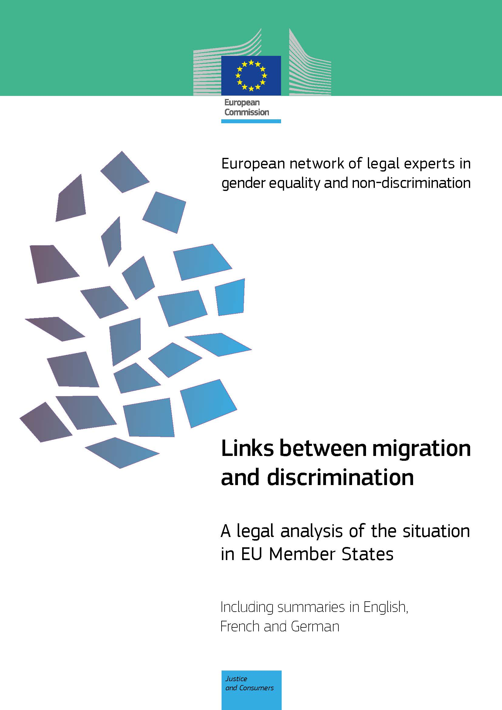 Cover image of Links between migration and discrimination