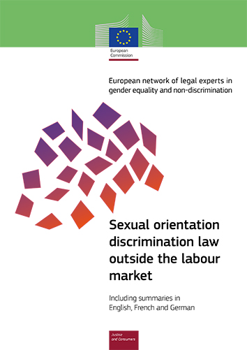 Cover image of Sexual orientation discrimination law outside the labour market